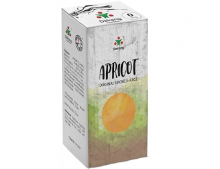 E-liquid Dekang Apricot 10ml - 6mg