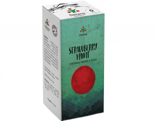 E-liquid Dekang Strawberry mint 10ml - 6mg