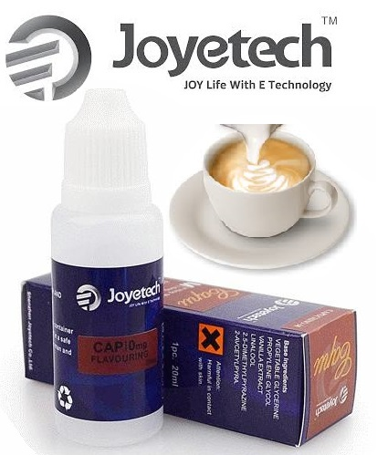 E-liquid Joyetech Cappuccino 10ml - 0mg