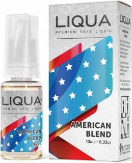 E-liquid LIQUA Elements American Blend 10ml-18mg