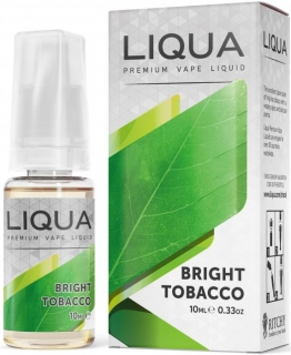 E-liquid LIQUA Elements Bright Tobacco 10ml-18mg