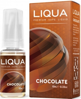 E-liquid LIQUA Elements Chocolate 10ml-18mg