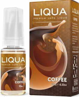 E-liquid LIQUA Elements Coffee 10ml-12mg