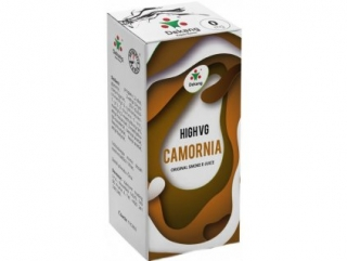 E-liquid Dekang High VG Camornia 10ml - 6mg (Tobacco and Nut)