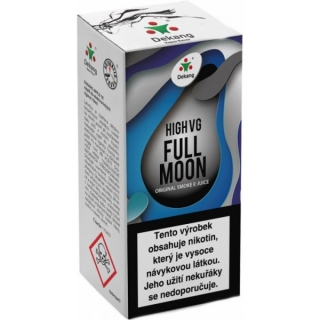 E-liquid Dekang High VG Full Moon 10ml - 6mg (Maracuja bonbon)