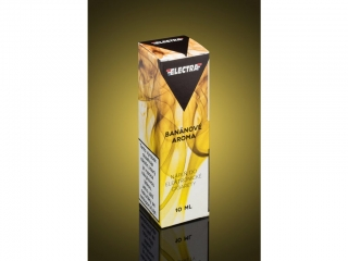 E-liquid ELECTRA Banana 10ml - 0mg
