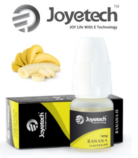 E-liquid Joyetech Banana 10ml - 0mg