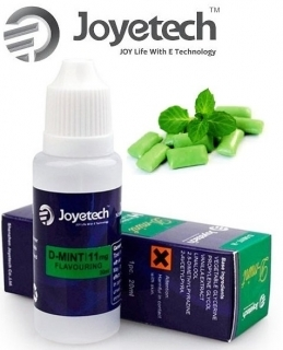 E-liquid Joyetech D-Mint 10ml - 11mg