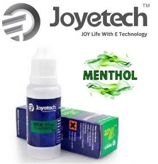 E-liquid Joyetech Menthol 10ml - 11mg