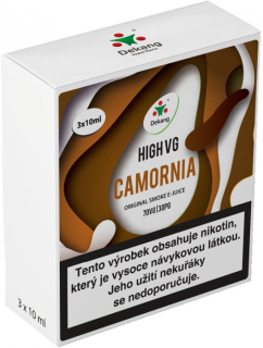 Liquid Dekang High VG 3Pack Camornia 3x10ml - 6mg